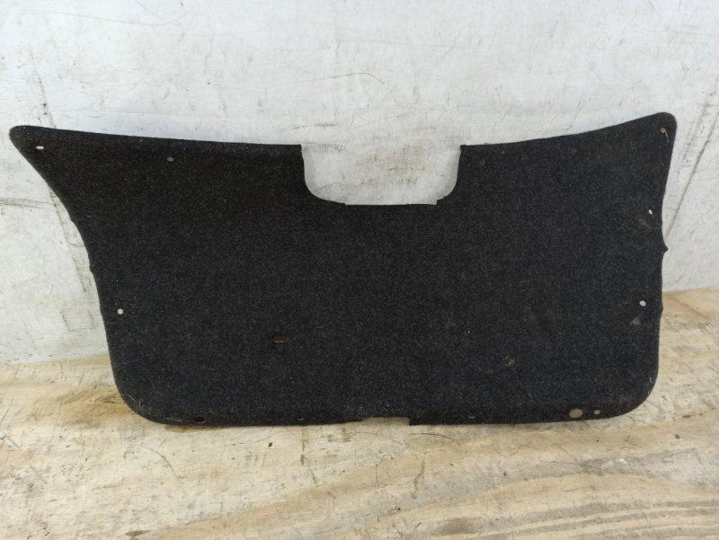 Обшивка крышки багажника Skoda Rapid 1 2012