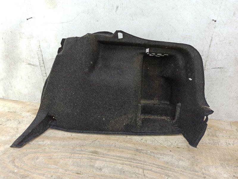 Обшивка багажника Skoda Rapid 1 2012 правая
