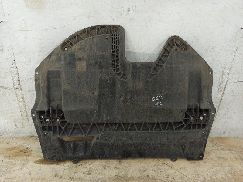 Защита двигателя Volkswagen Polo 5 2009