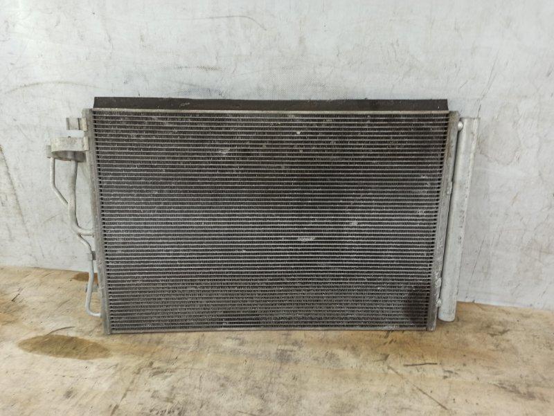 Радиатор кондиционера Kia Cerato 3 2013