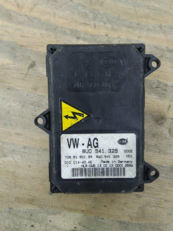 Блок управления фарой Audi Q3 1 2011