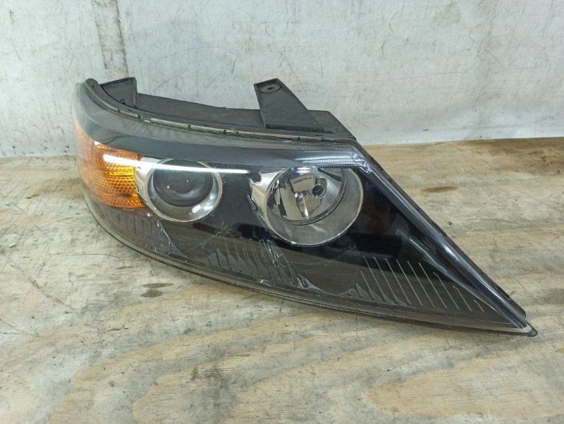 Фара ксенон Kia Sorento 2 XM 2009 передняя правая