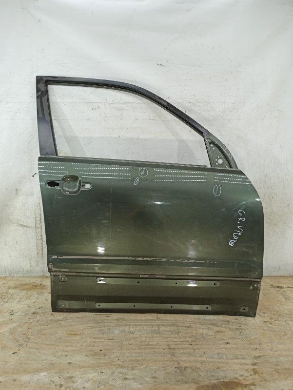Дверь Suzuki Grand Vitara 3 2005 передняя правая