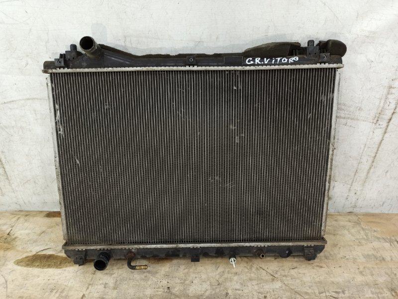 Радиатор охлаждения двс Suzuki Grand Vitara 3 2005