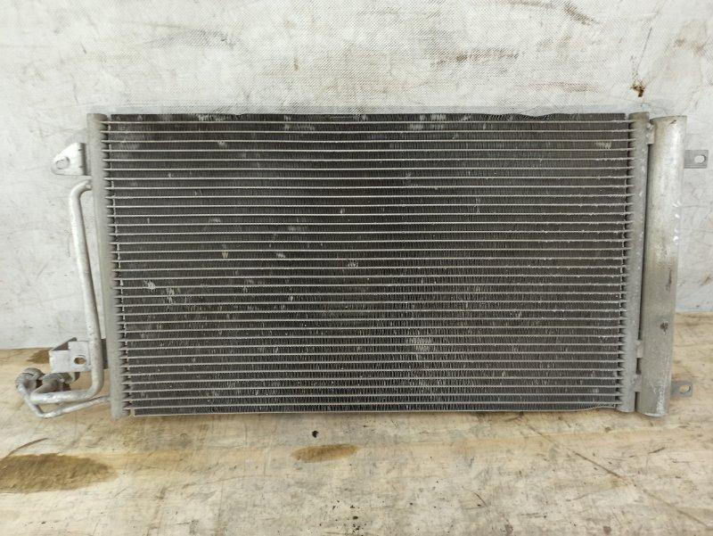 Радиатор кондиционера Skoda Rapid 1 2012