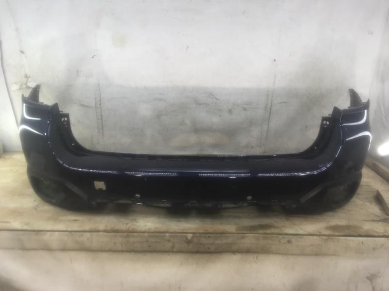 Бампер Subaru Outback 5 2014 задний