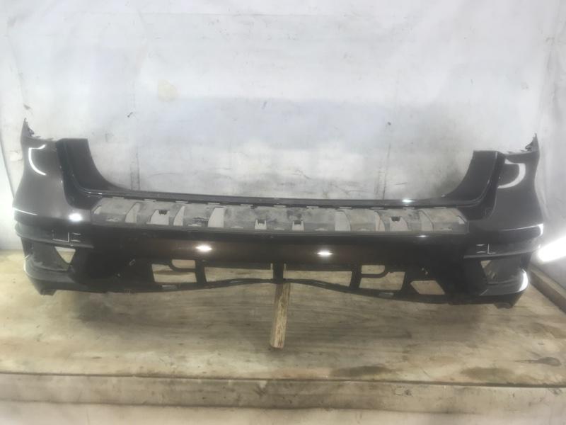 Бампер Mercedes Gl Amg `W166 2012 задний