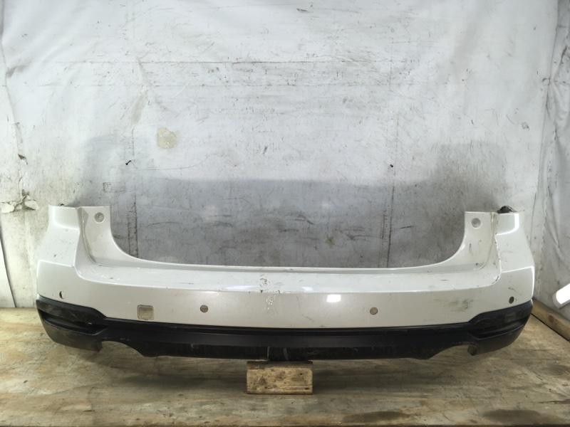 Бампер Subaru Forester `4 2012 задний