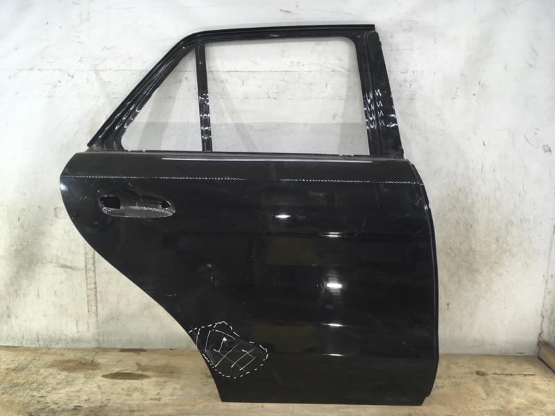 Дверь Mercedes Ml `W166 2011 задняя правая