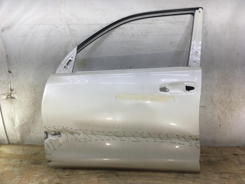 Дверь Toyota Land Cruiser Prado `150 2009 передняя левая