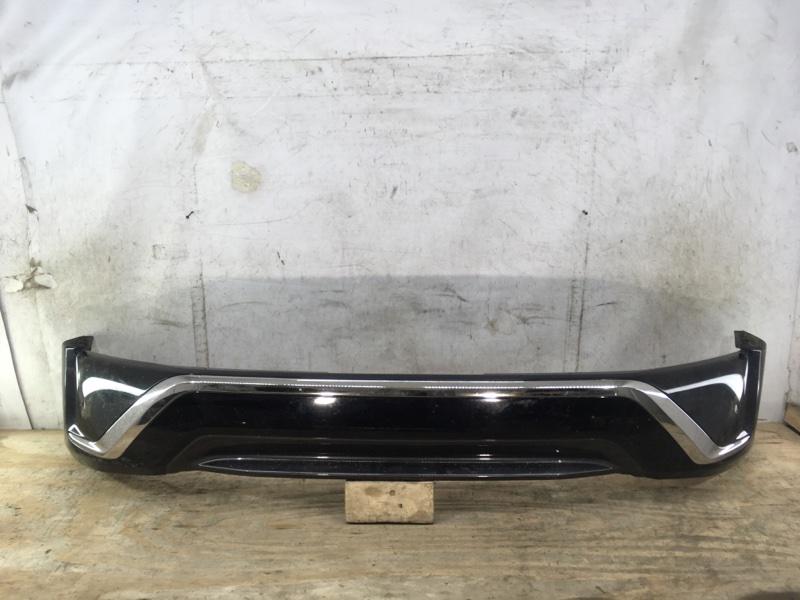 Бампер Toyota Land Cruiser `200 2015 передний