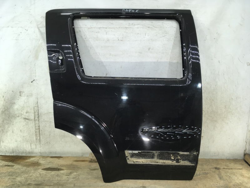 Дверь Nissan Pathfinder 3 R51 2004 задняя правая