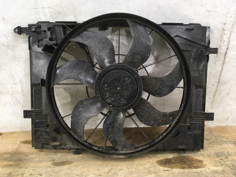 Диффузор вентилятора Mercedes C W205 2014