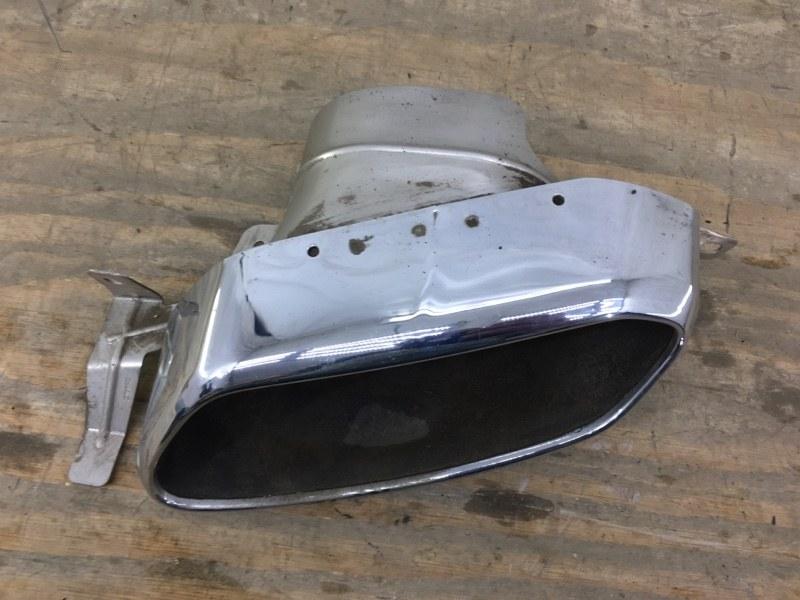 Насадка глушителя Volvo Xc60 2 2017 левая
