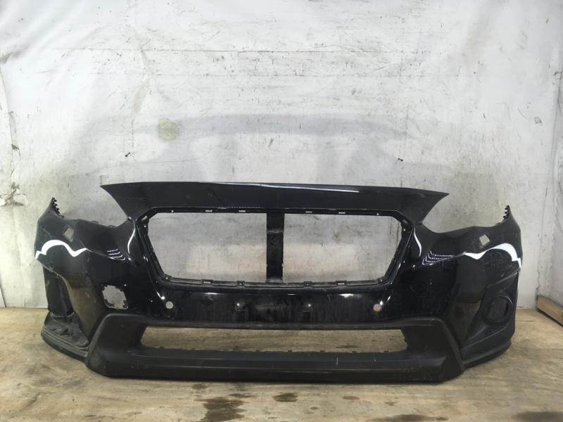 Бампер Subaru Xv 2 2017 передний