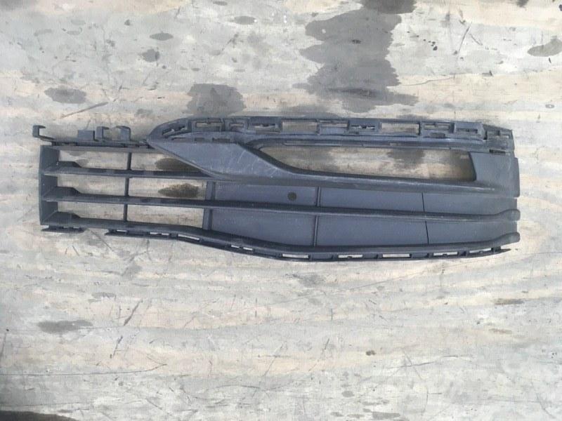 Накладка противотуманной фары Bmw 5 G30 2016 левая