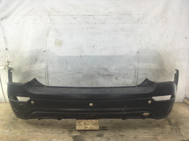 Бампер Chevrolet Captiva 1 C140 2013 задний
