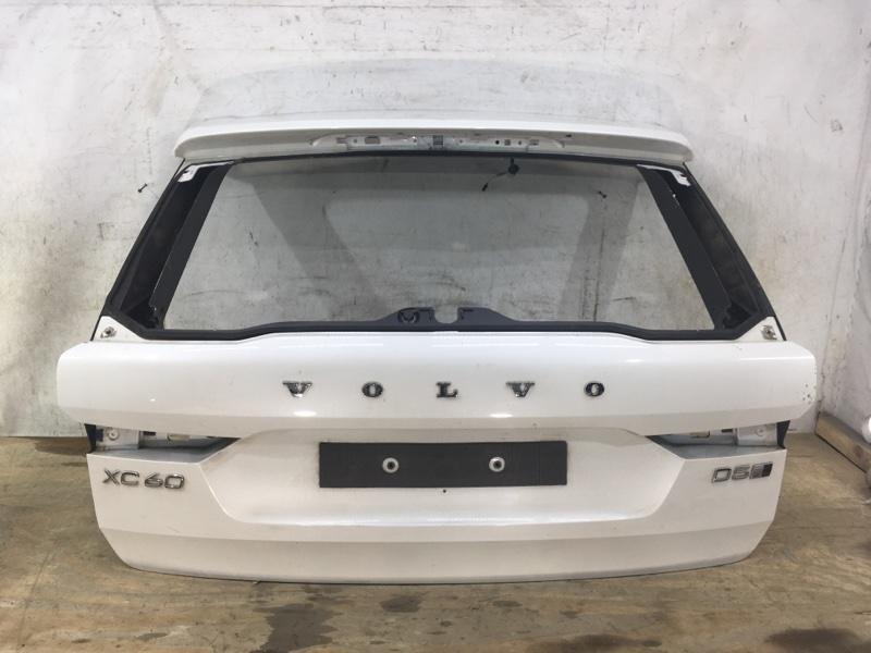 Крышка багажника Volvo Xc60 2 2017