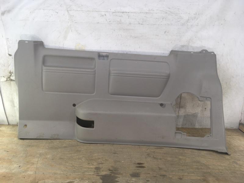 Обшивка багажника Volkswagen Caravelle T6 2015
