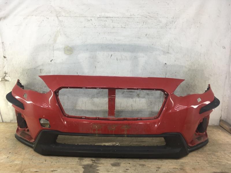 Бампер Subaru Xv 2 2017