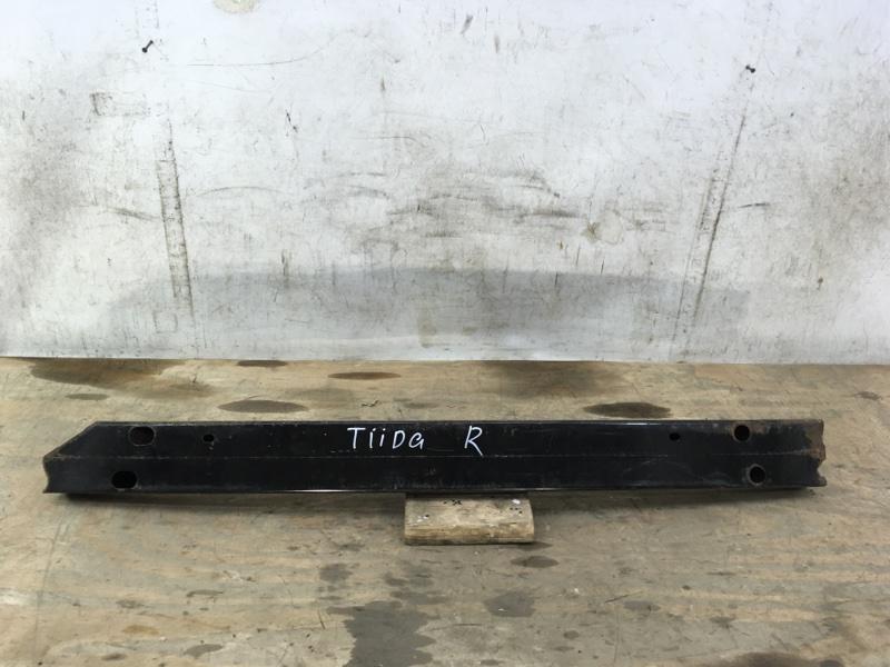 Усилитель бампера Nissan Tiida 1 C11 2004 задний