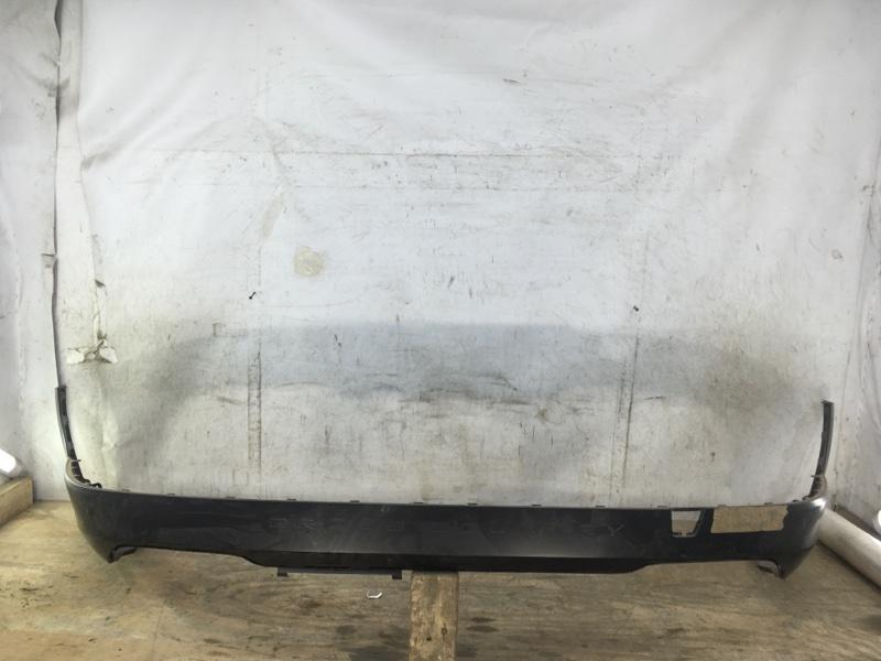 Юбка бампера Volvo V90 Cross Country 1 2016 задняя