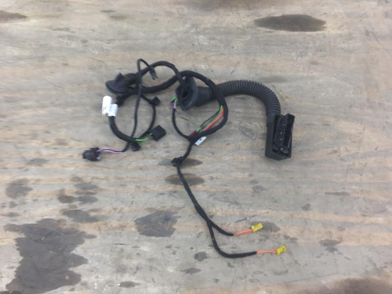 Проводка двери Mercedes Glc X253 2015 задняя левая