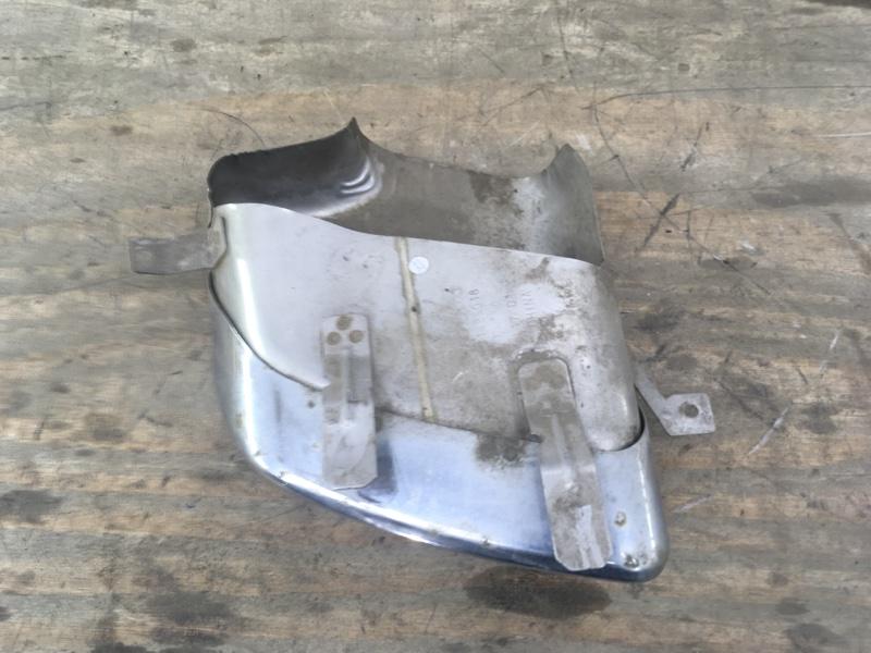 Насадка глушителя Volvo Xc60 1 2013 левая