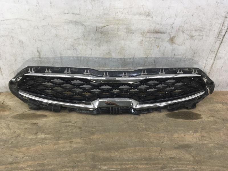 Решетка радиатора Kia Cerato 4 2018