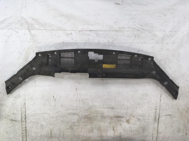 Накладка панели радиатора Toyota Highlander 2 40 2007