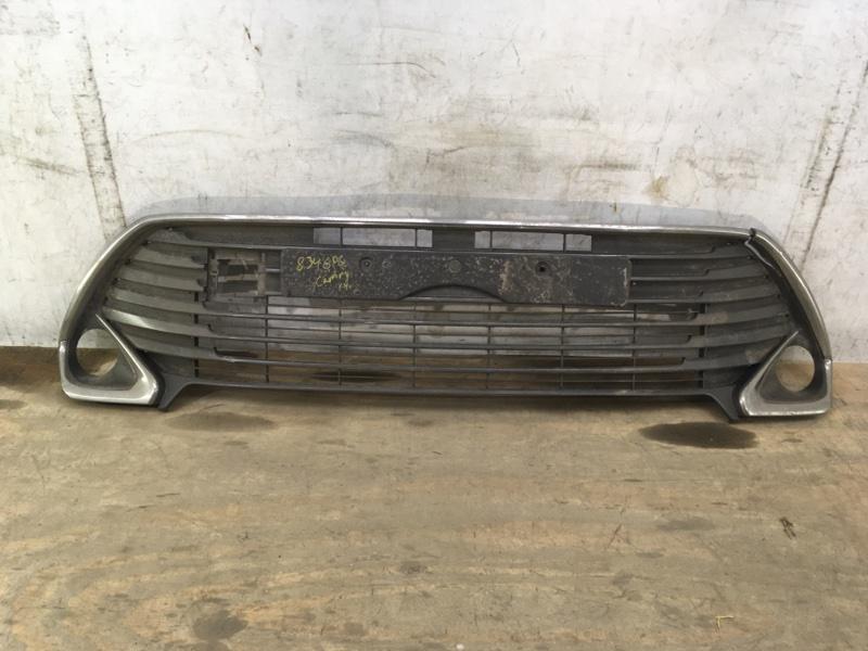 Решетка радиатора Toyota Camry 50 2014