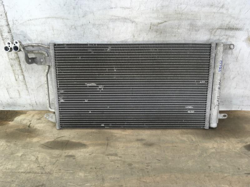 Радиатор кондиционера Volkswagen Polo 5 2009