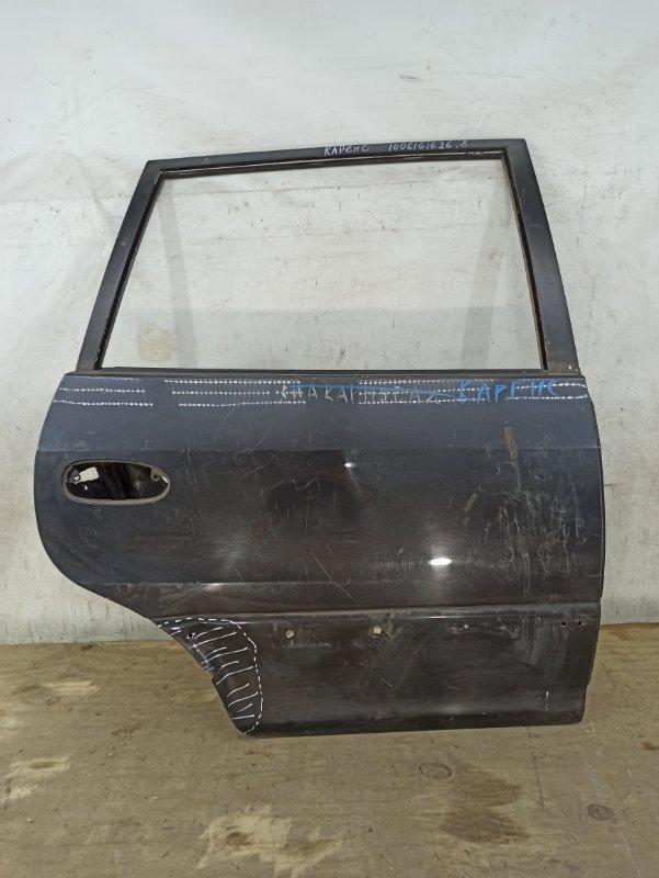 Дверь Kia Carens 1 RS 1999 задняя правая