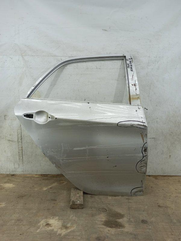 Дверь Kia Picanto 2 2011 задняя правая