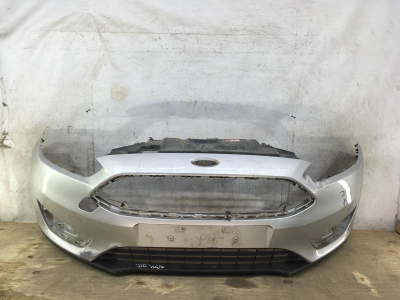 Бампер Ford Focus 3 2014 передний