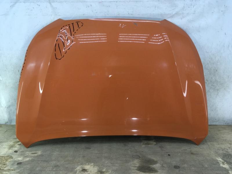 Капот Subaru Impreza Xv 4 2011