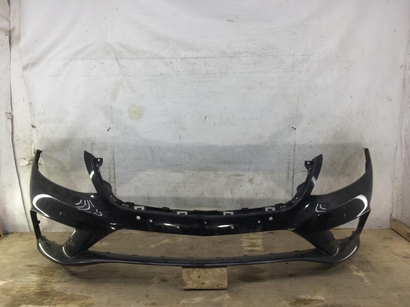 Бампер Mercedes S Amg W222 2013 передний