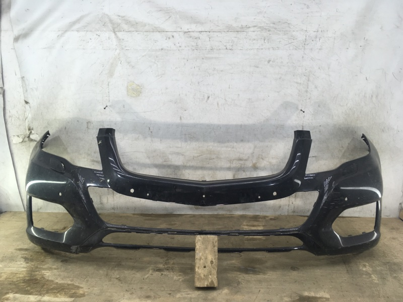 Бампер Mercedes Glk X204 2012 передний