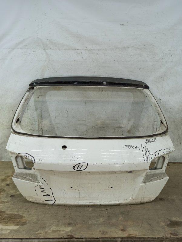 Крышка багажника Chevrolet Lacetti 2004 задняя