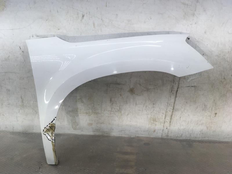 Крыло Skoda Yeti 1 2013 переднее правое
