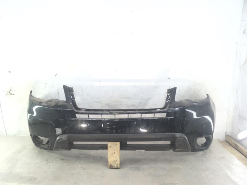 Бампер Subaru Forester 4 SJ 2012 передний