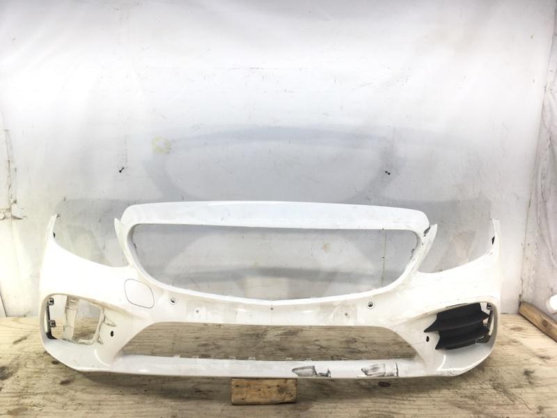 Бампер Mercedes C Amg W205 2018 передний