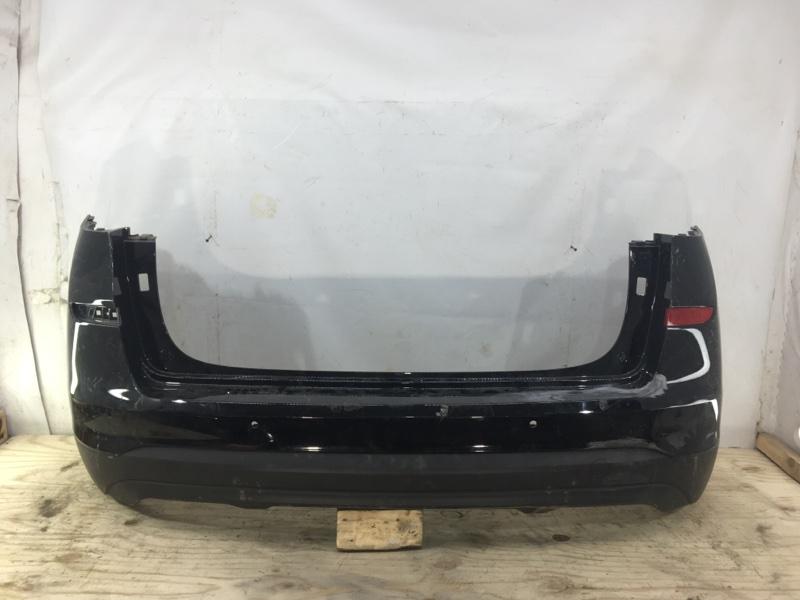 Бампер Hyundai Tucson 3 2018 задний