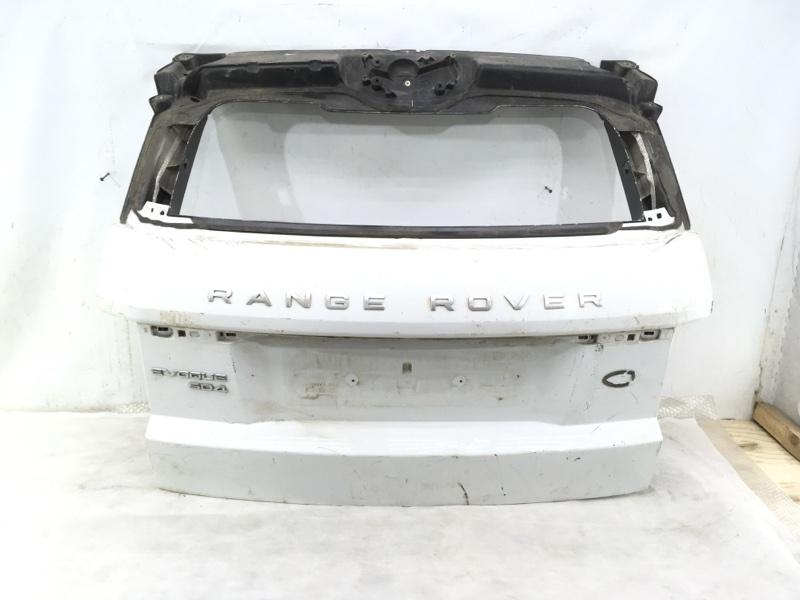 Крышка багажника Land Rover Range Rover Evoque 1 2011