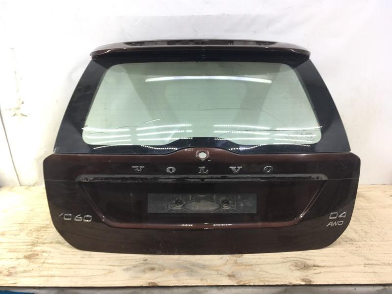 Крышка багажника Volvo Xc60 1 2008