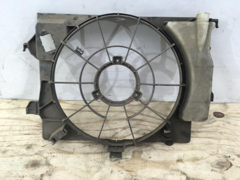 Диффузор вентилятора Kia Rio 3 2011