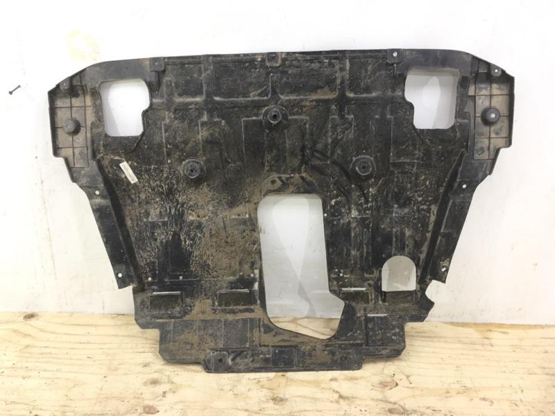 Пыльник двигателя Geely Atlas 1 2016