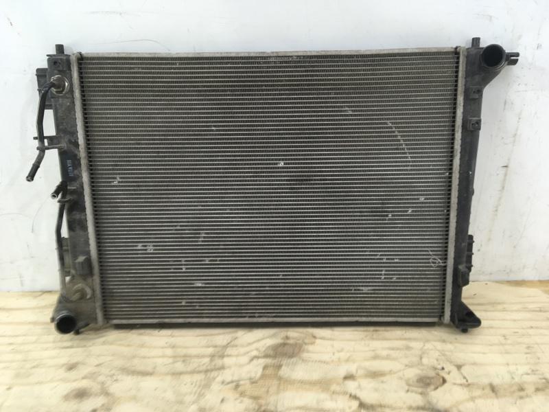 Радиатор охлаждения Kia Sportage 4 QL 2016