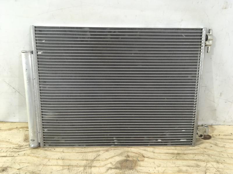 Радиатор кондиционера Renault Logan 1 2004