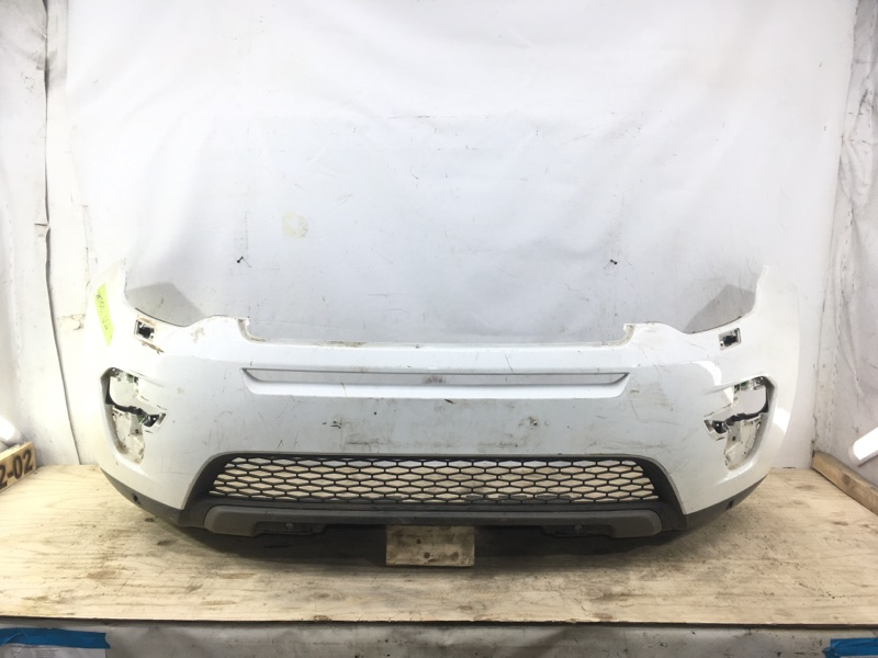 Бампер Land Rover Discovery Sport 1 2014 передний